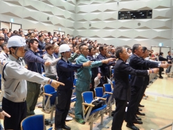 平成29年度㈱田島安全大会